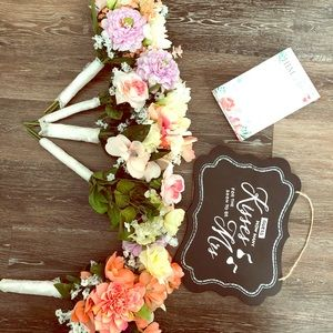 Bridal Shower Kit | Bridal Bouquets